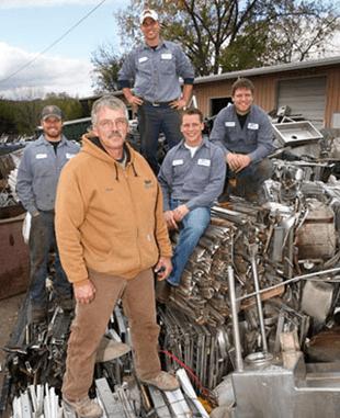 The Watson Roll-Off Service, LLC team