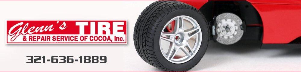 Auto Repair - Cocoa, FL - Glenn's Tire & Repair Service Of Cocoa, Inc.