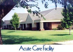 Emergency Mental Health - Woodward, OK - Acute Care Facility