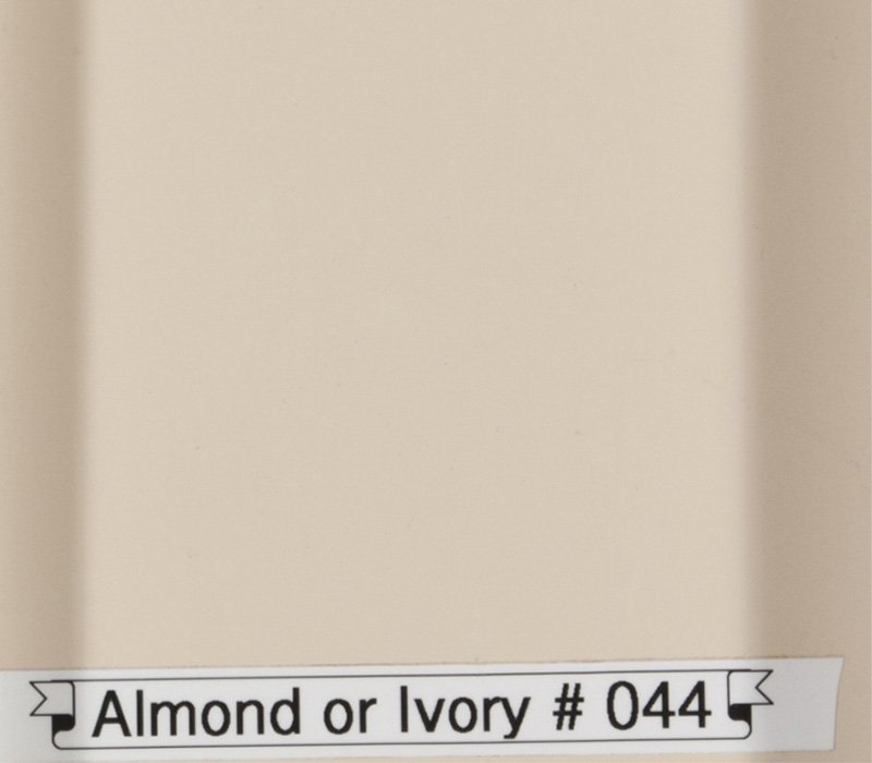 Almond or Ivory