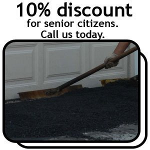 driveway cost - Albuquerque, NM  - J Carroll Asphalt - 10 percent residential - coupon