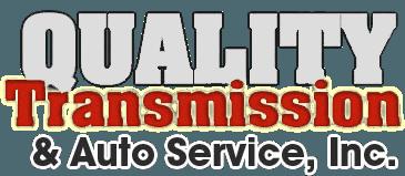 Quality Transmission & Auto Service Inc. - Logo
