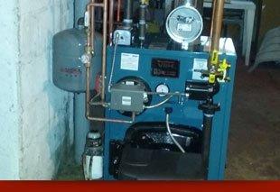 T. daniel Specailty Heating