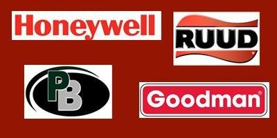 RUUD, Honeywell Logo