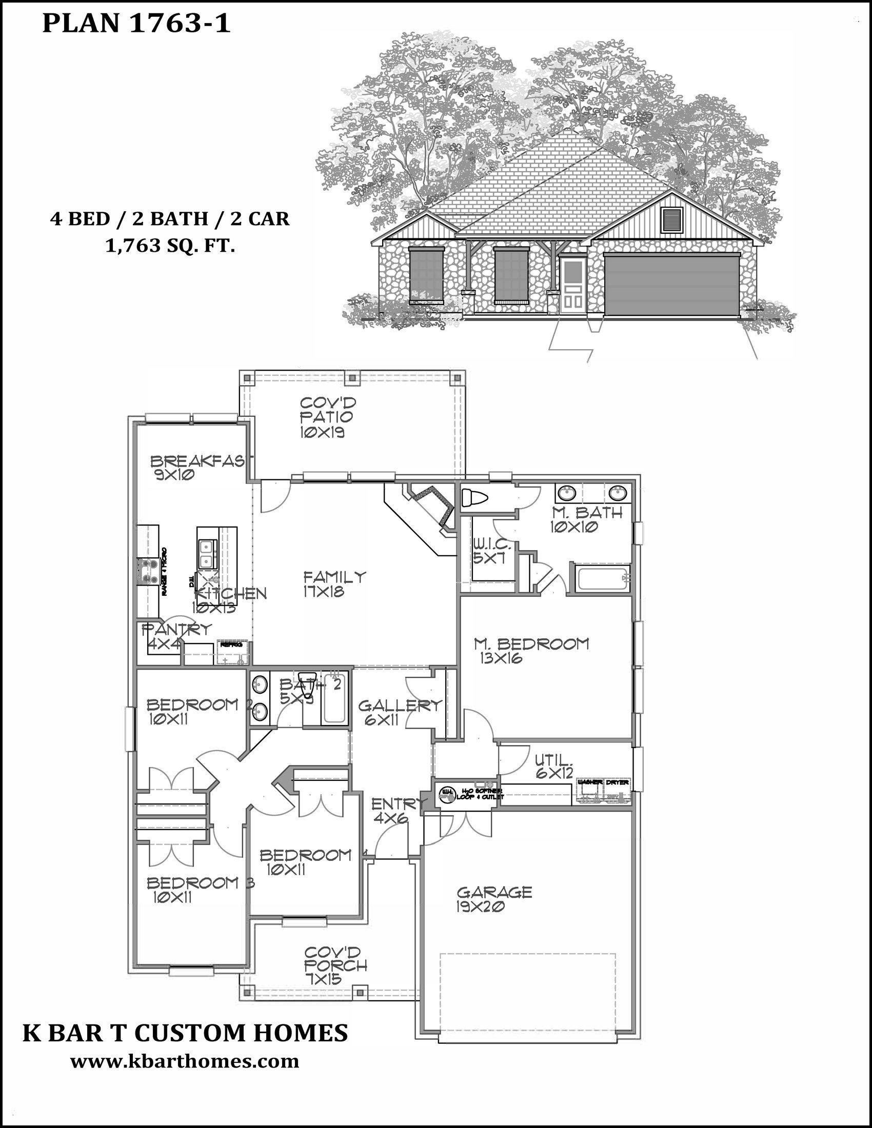Custom Homes | K Bar T Custom Homes | Bell County