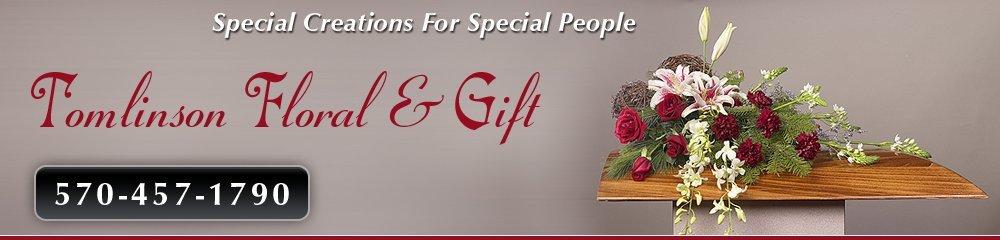 Flower Shop - Old Forge, PA - Tomlinson Floral & Gift