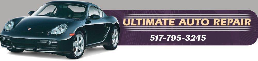 Auto Repair Shop Jackson, MI ( Michigan ) - Ultimate Auto Repair