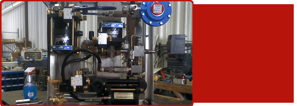 Air and Gas Pumping Systems | Lafayette, LA | Total Rebuild | 337-235-9661