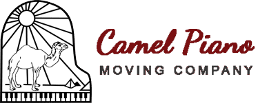 Camel Piano Moving Company logo