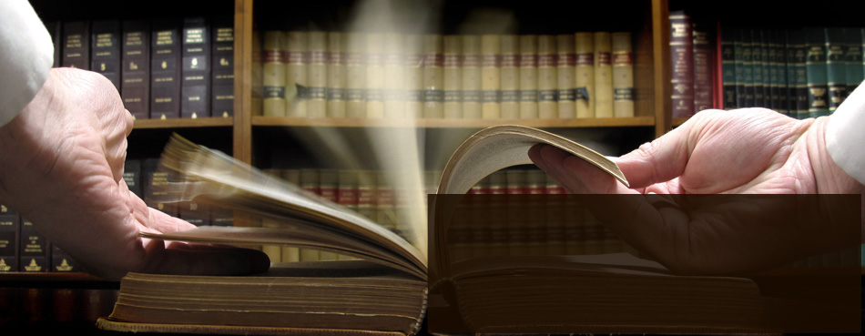 Open book of law