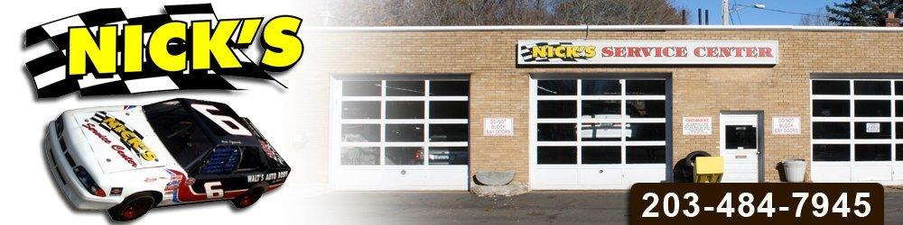 Auto Repair North Branford, CT - Nick's Service Center