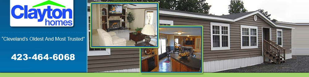Manufactured Homes - Cleveland, TN - Clayton Homes