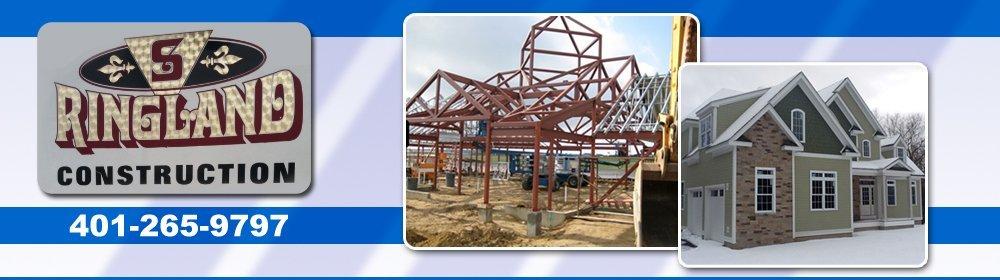 Excavating Services - Smithfield, RI - S. Ringland Construction