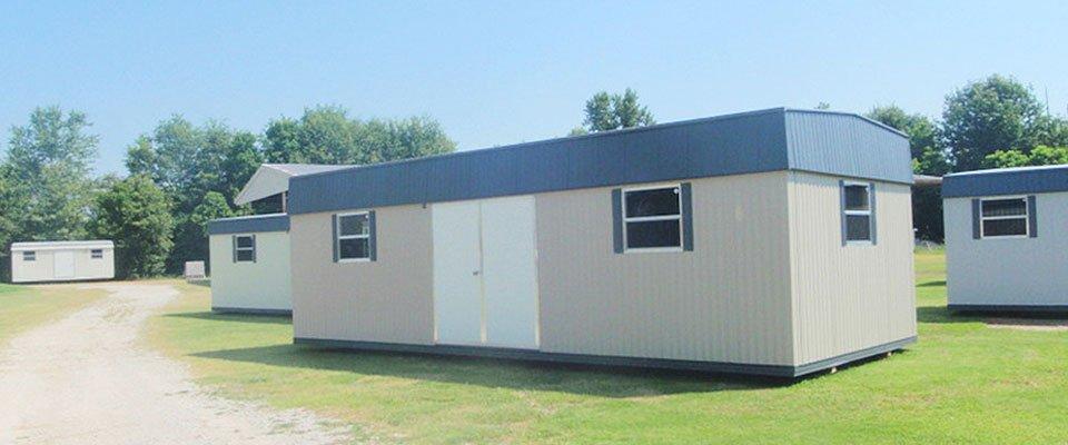 Storage Buildings | Styrofoam Insulation | Oak Grove, LA