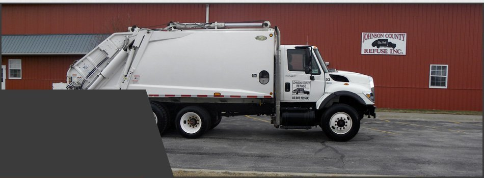 Residential Recycling Pickup | North Liberty, IA | Johnson County Refuse | 319-665-4498