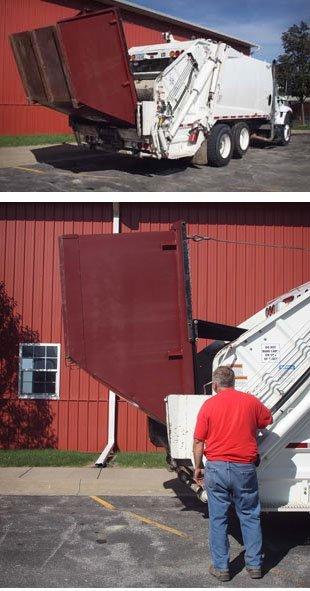 Apartment Rolloff Dumpster Rental | North Liberty, IA | Johnson County Refuse | 319-665-4498