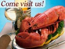 Seafood - Cranston,RI - Ocean Pride - Lobster - Come visit us!