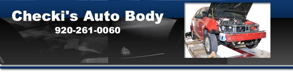 Auto Body Watertown, WI - Checki's Auto Body