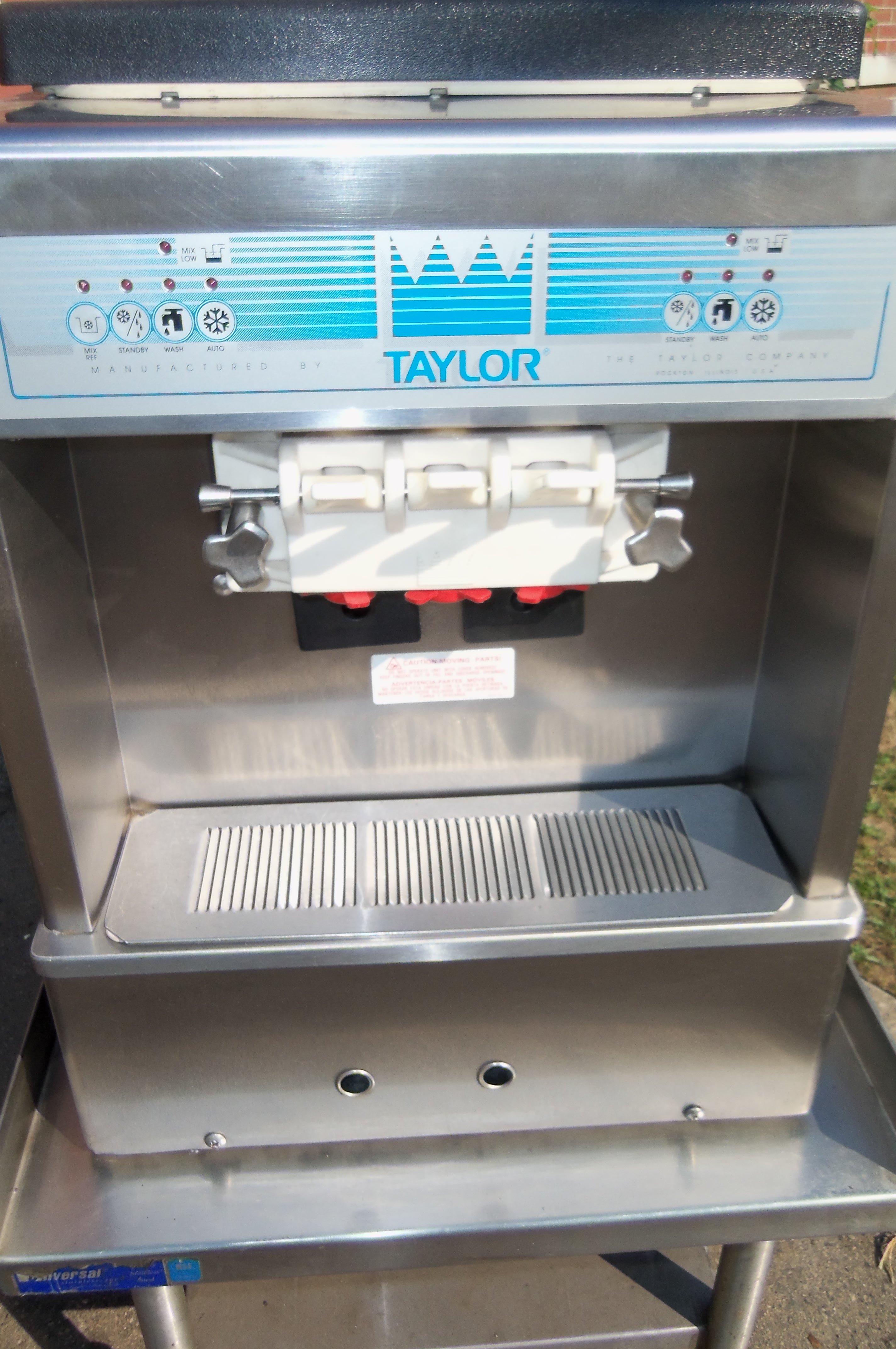 Ice cream Equipment