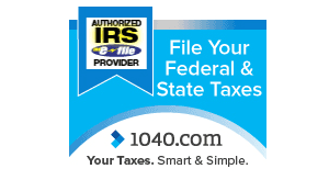 File your taxes online