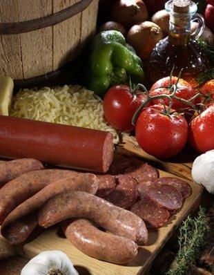 sausage   Zanesville, IN   Lengerich Meats Inc.    260-638-4123