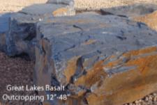 Grat Lakes Basalt