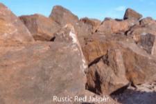 Rustic Red Jasper