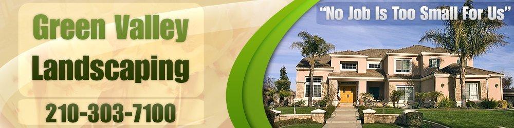 landscaping service san antonio tx green valley landscaping