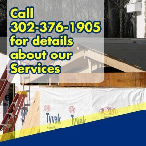 new roof installation - Middletown, DE - Laznik & Meckley General Construction Inc. - Call 302-376-1905 for details about our Services