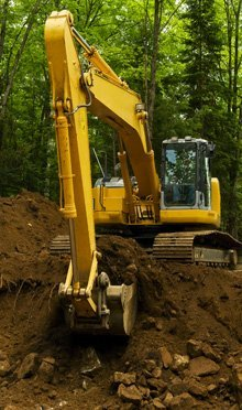 Excavating Contractor - Ghent, MN - Rogge Excavating
