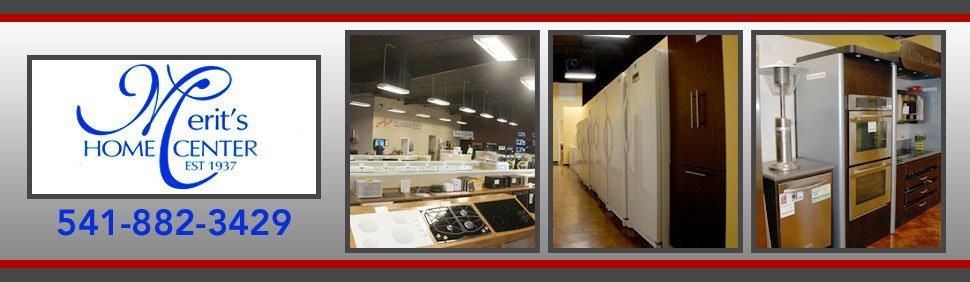 Appliance Retailer - Klamath Falls, OR - Merit's Home Center