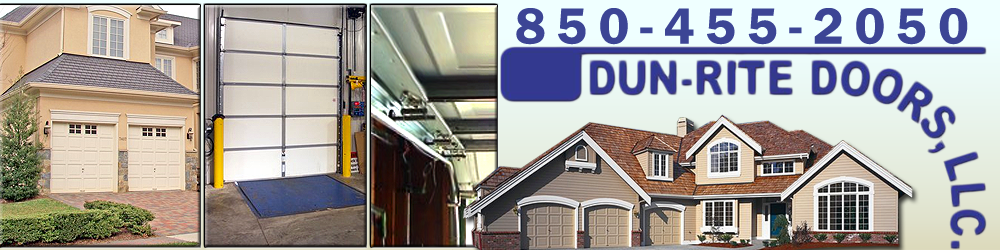 & Contractor Pensacola FL - Dun-Rite Doors LLC 850-455-2050