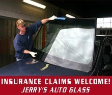 Glass Replacement - Montgomery, AL - Jerry's Auto Glass