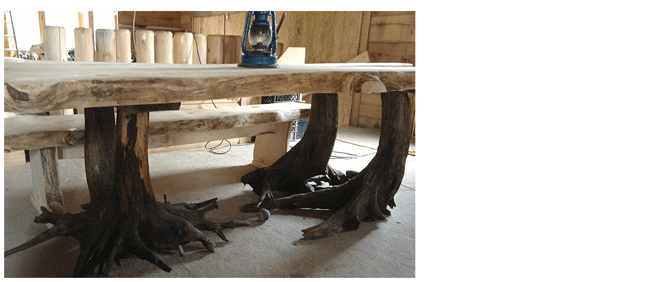 Have Access To The Best Custom Made Rustic Furniture Around!