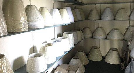Lampshades Inventory