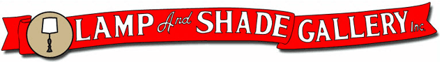 Lamp and Shade Gallery Inc. - Logo