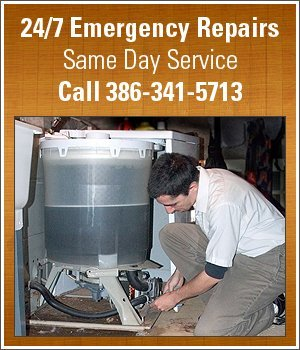 Emergency Appliance Repair - Ormond Beach, FL  - All Brands 24/7 Appliance Service