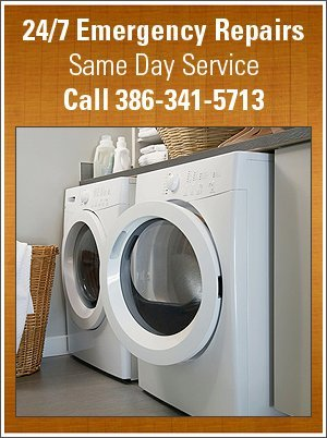 Washer and Dryer Repair - Ormond Beach, FL  - All Brands 24/7 Appliance Service