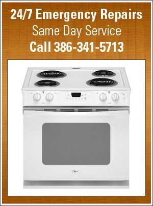 Range and Stove Repair - Ormond Beach, FL  - All Brands 24/7 Appliance Service