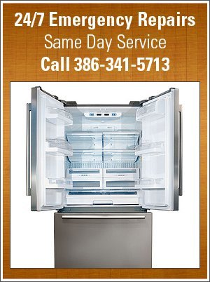 Refrigerator Repair - Ormond Beach, FL  - All Brands 24/7 Appliance Service