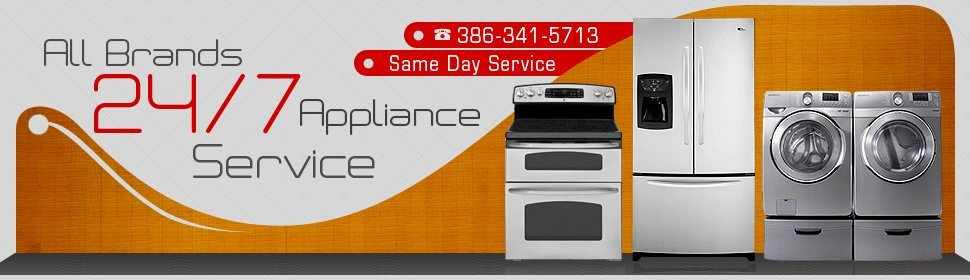 Emergency Appliance Repair - All Brands 24/7 Appliance Service - Ormond Beach, FL