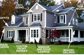 Gutters Windows Siding - St. Augustine, FL - Builders Service Aluminum Products