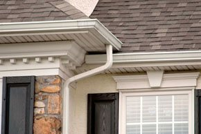 K Gutters - Builders Service Aluminum Products - St. Augustine, FL