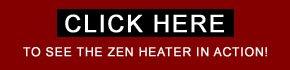 Zen Heater - Builders Service Aluminum Products - St. Augustine, FL