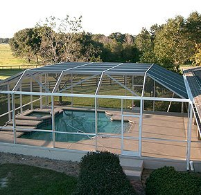 Sunrooms Solariums - St. Augustine, FL - Builders Service Aluminum Products