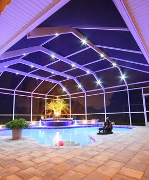 Builders Service Aluminum Products - St. Augustine, FL - Screen Enclosures