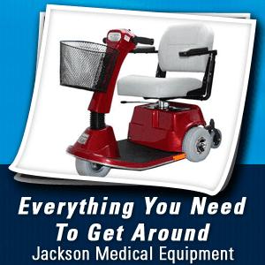 Mobility Equipment - Saint Paul, MN  - Jackson Medical Equipment