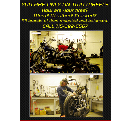 [Motorcycle Parts and Repair - Superior, WI - Color and Chrome Cycle & Motor Spa