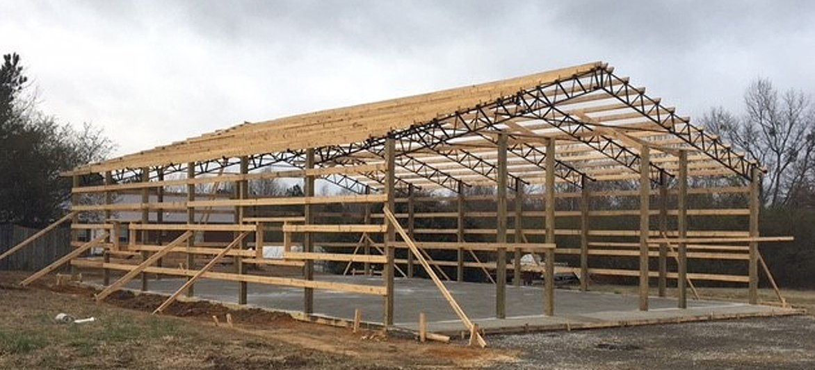 Post Frame Building