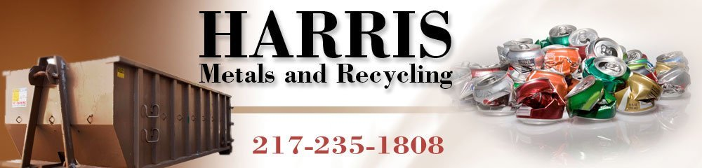 Recycling Services - Mattoon, IL - Harris Metals and Recycling